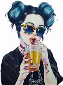 Tumblrgirl, Tumblr, Hipster, Drink, Cool, Girl, Post, Tumblr, P