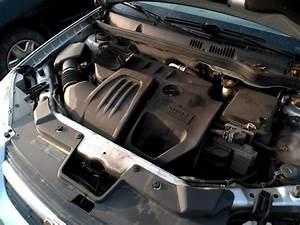 Chevrolet Cobalt Engine Cooling Motor Fan Assembly  2 2l