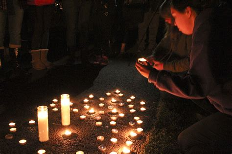 vigil held  rexburg  remember victims  paris attacks
