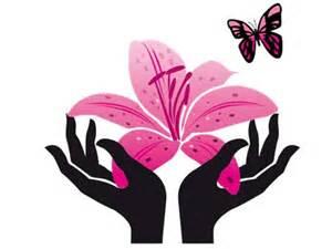 Pink Cancer Logo