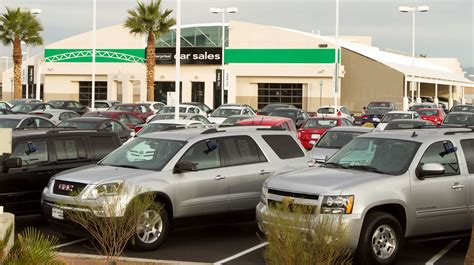 Enterprise Car Sales' Largest Used Car Showroom In U.s