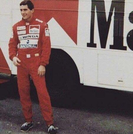 Pin on Ayrton Senna - A Magical Dream