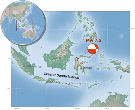 seismology palu  science  surprise