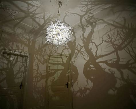 Chandelier Forest by The Of Up Cycling Diy Chandeliers Upcycling Ideas To