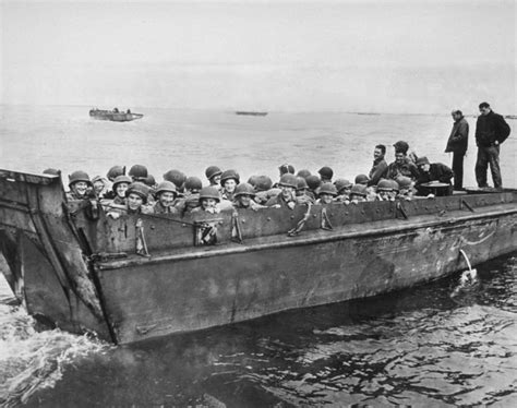 D Day Boats by Photos Coming Ashore On D Day 1944 Mpr News