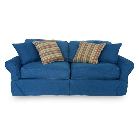 denim sofa and loveseat 17 best images about denim on pinterest crate and