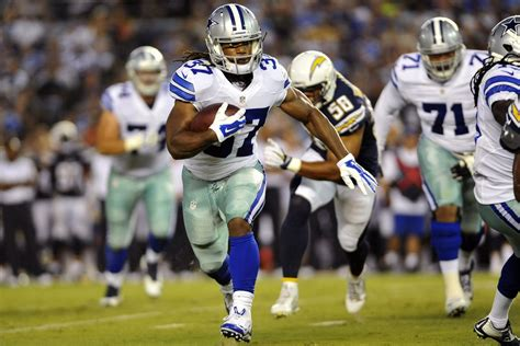 Cowboys Drop Preseason Opener To Chargers By A Final Score