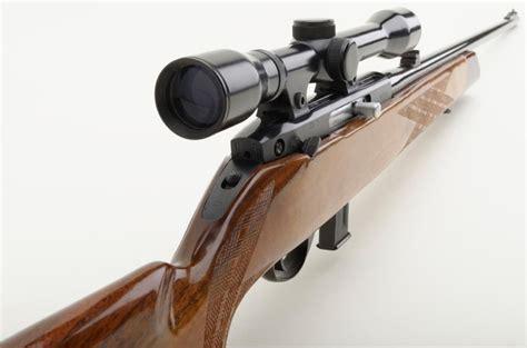 weatherby xxii semi auto rifle 22lr cal 24