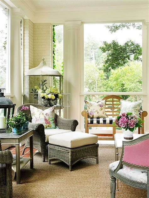 Screened In Front Porch Decorating Ideas by Front Porch Design Ideas Home Decorating