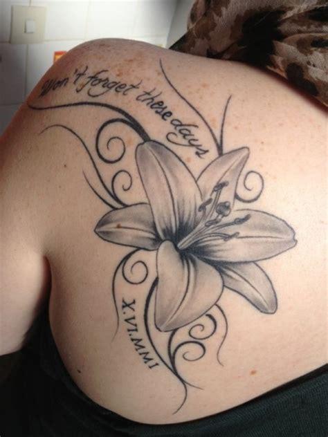 lilie vorlage selaiah lilie tattoos bewertung de