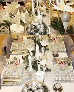 Tischdeko Weihnachten Silber : tischdeko zu weihnachten 35 festliche ideen f r die tafel ~ Watch28wear.com Haus und Dekorationen