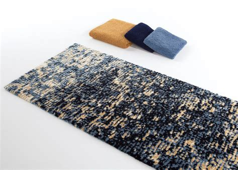 Modern Bathroom Rugs And Towels by Abyss Habidecor Imagine Blue Gold Modern Bath Rugs Http