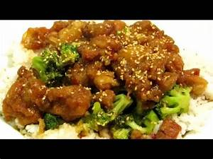 How to make Sesame Chicken Easy Chinese Food Recipe