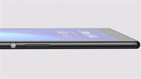sony just leaked the screen xperia z4 tablet techradar