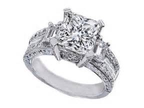 style engagement rings engagement ring emerald cut styles 1
