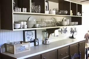 Best Decoration Ideas : Custom Kitchen Cabinet Open