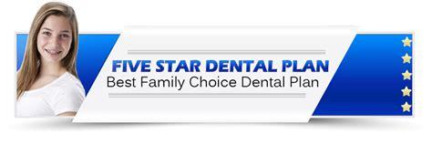 fivestar dental plan
