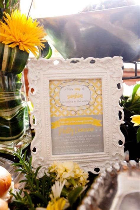sunshine baby shower baby shower ideas themes games