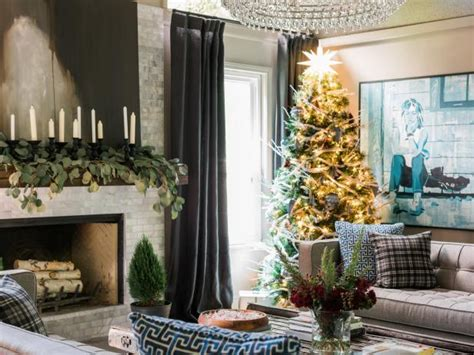 Christmas Decorations & Holiday Entertaining Ideas From