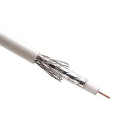 cable tv antenne c 226 ble coaxial tv 17 vatc couronne de 100m 123elec