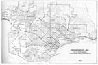 Santa Barbara California City Map - Santa Barbara ...