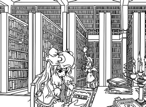 patchoulis library coloring pages  print  coloring pages   color nimbus