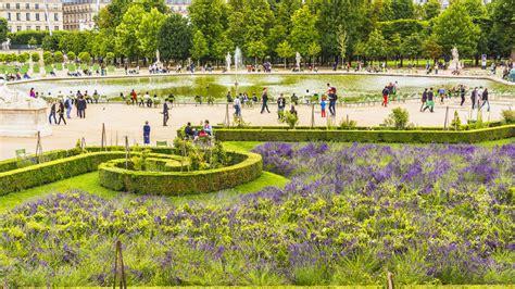 Tuileries Garden (Jardin des Tuileries)   Paris ...
