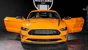 2020 Ford Mustang 2.3L High Performance Package Has 330 HP [UPDATE]