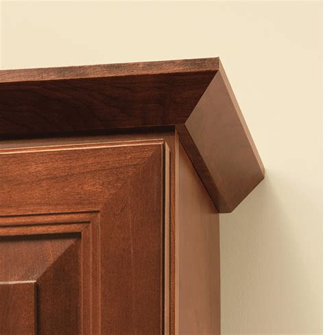 crown molding on kitchen cabinets pictures cabinet crown molding the finishing touch 9522