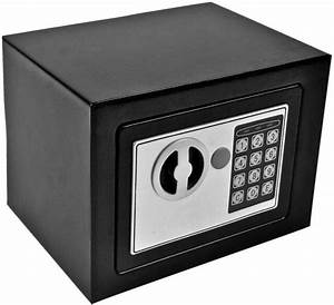 Office Home Durable Small Digital Electronic Safe Box With