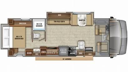 Greyhawk Floor 30z Plan Class Cab Rv