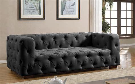 grey tufted sectional sofa luxurious modern dark grey tufted sofa sofa mania