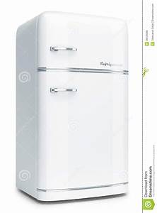 Retro Kühlschrank A : wei er retro k hlschrank lizenzfreie stockfotos bild 38129368 ~ Orissabook.com Haus und Dekorationen