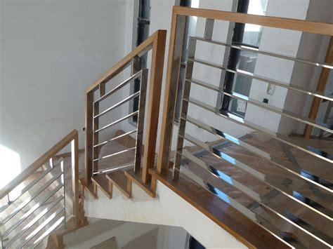 Used Stainless Steel Stair Railing