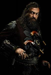Black Sails Season 3 Ray Stevenson, Zach McGowan Interview ...