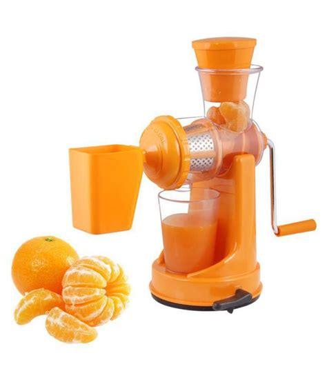 juicer floraware manual orange
