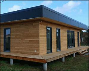 maison bois en kit les fondations With maison bois sur plots 0 fondation pneu homedepaille