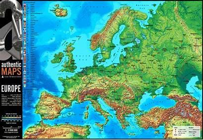 Map Europe Malta Effect