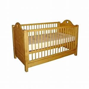 Lit Bois Bebe : lit bebe en pin table de lit ~ Teatrodelosmanantiales.com Idées de Décoration