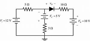 Solved  Consider The Circuit Of Figure P9 9  Determine