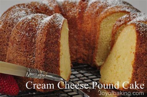 cream cheese cake recipe