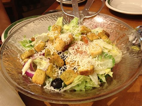 olive garden salad olive garden review the purple spatula