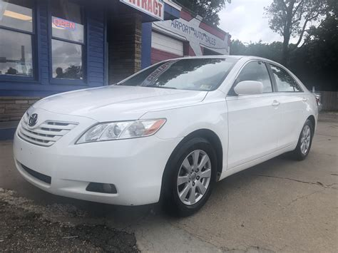 toyota camry xle airport auto sales  cars