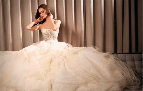 Exquisite Vera Wang Wedding Dresses