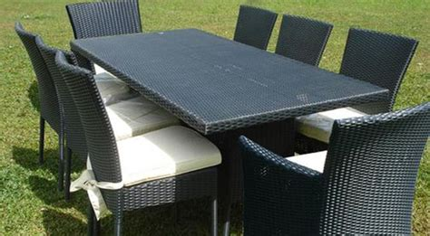 beautiful table de jardin resine tressee gallery awesome interior home satellite delight us