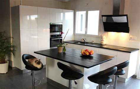 agencement cuisine agencement cuisine design en image