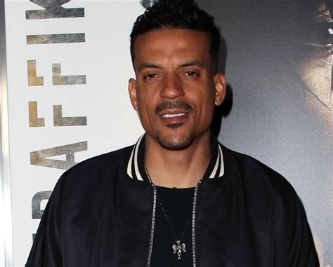 Former Nba Player Matt Barnes Says Police Brutality Is A