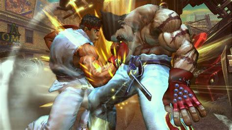 Street Fighter X Tekken Review 360 Thomas Welsh