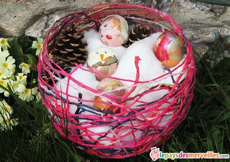 louise cuisine bricolage de pâques œuf de pâques géant en le