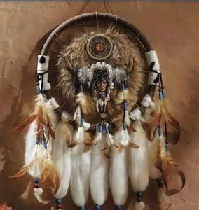 Native American Dream Catcher